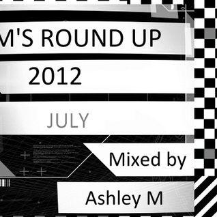 M's Round Up 2012 'JULY'