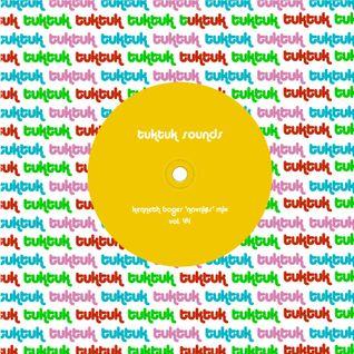 tuktuk sounds vol. 44 | kenneth bager 'navnløs' mix