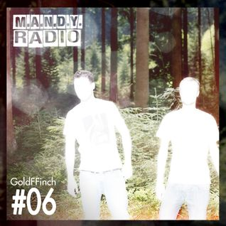 M.A.N.D.Y. Radio #006 mixed by GoldFFinch