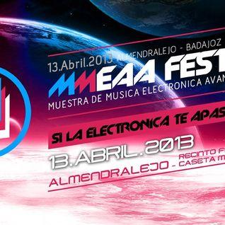 April 2013 Raul Parra @ MMEAA Festival - Almendralejo