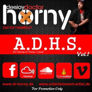 DJ Dr.Horny - A.D.H.S. Vol.1