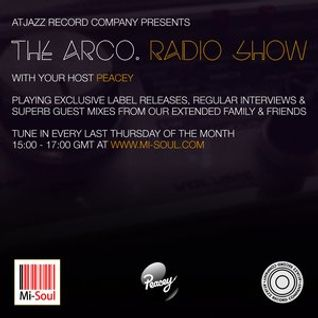 The ARCo. Radio Show 29.01.2015 (Hour 1)