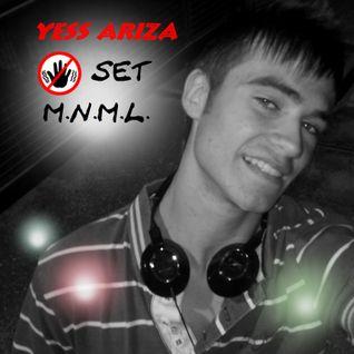 Yess Ariza @ Set Todo MNML 20 - 11 - 12