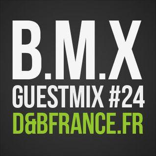 Guest Mix DnbFrance #24 - BMX Indyrecs