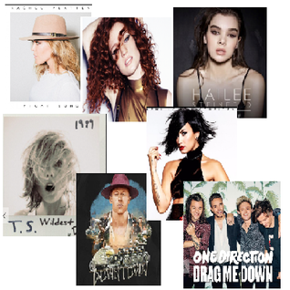 Dance Mix- Taylor Swift, Macklemore & Ryan Lewis, Demi Lovato, One Direction and more