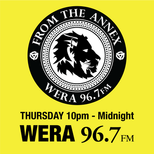 From The Annex w/ The Librarian on WERA 96.7FM [04.28.16]
