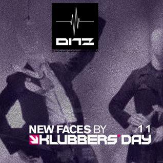 Klubberscast 011 - Black Nock -Dj set- (Omicron/Soundfate)