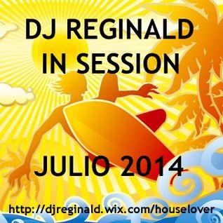 Dj Reginald - Session Julio 2014