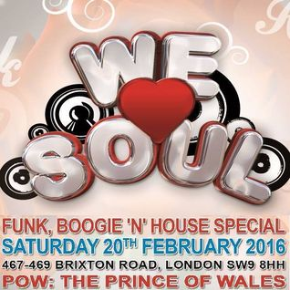 WE LOVE SOULFUL HOUSE MIX