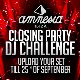 Amnesia DJ Competition Dj Lasac