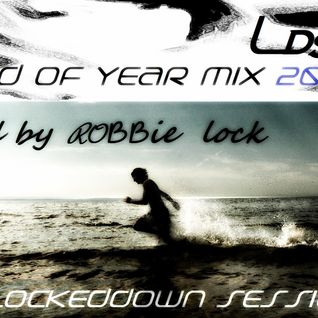 LDS024 END OF YEAR MIX  MIXED BY ROBBIE LOCK