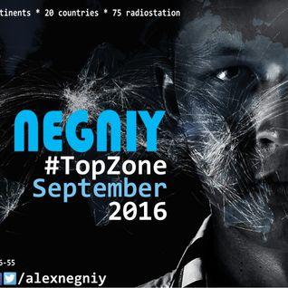 Alex NEGNIY - Trance Air - #TOPZone of SEPTEMBER 2016