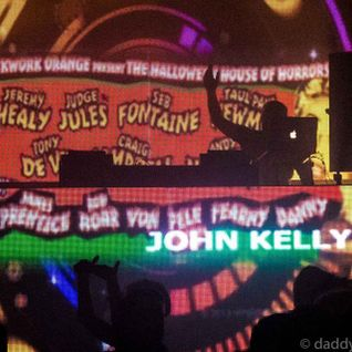 John kelly. Clockwork Orange 20th Anniversary, Saturday 23rd March 13