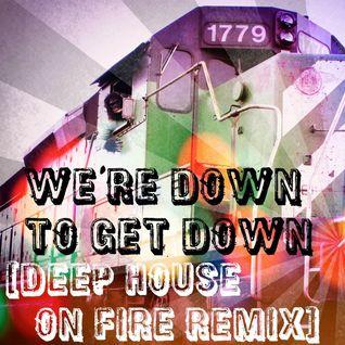 deep house on fire set.@guriela888