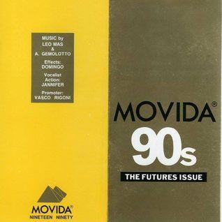 Movida Jesolo Luglio 1990 L'Ultimo Impero - DJ Andrea Gemolotto