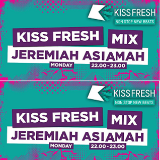 Kiss Fresh Presents: Jeremiah Asiamah
