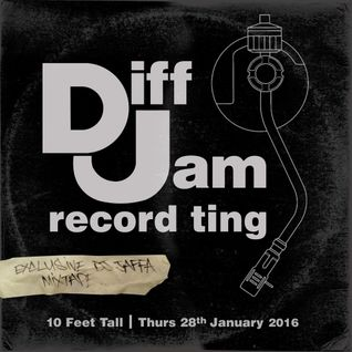 Diff Jam Hip Hop Social Mix