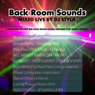 Back Room Sounds_House