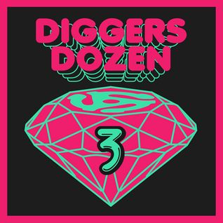 Pat Long (Cosmic Slop) - Diggers Dozen Live Sessions (February 2016 London)