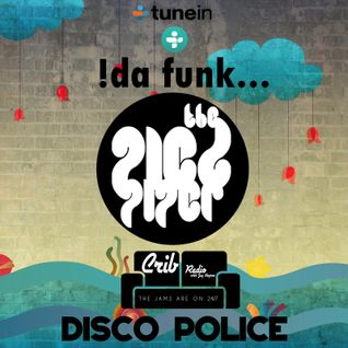 Pied Piper IN THE MIX - Da Funk (CRIB Radio LIVE SET)