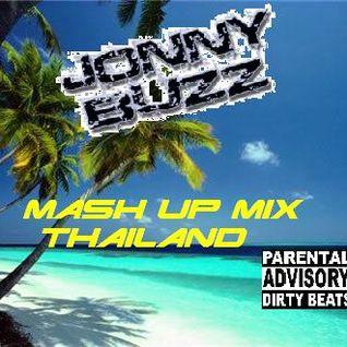 *** JONNY BUZZ - LIVE - MASH UP MIX - @ KISS CLUB, PHUKET 2007 ***