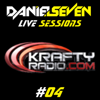 Daniel Seven Sessions @ Kraftyradio #04 (07.03.2015)