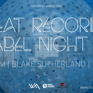 Live DJ Set @ Grrreat Recordings Label Night XI (29-03-14)