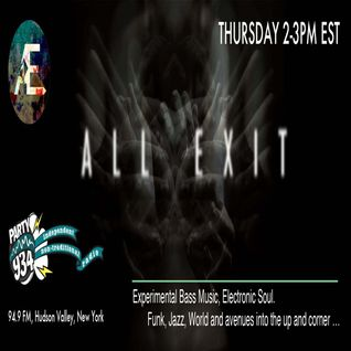 ALL EXIT on PARTY 934 --- GUEST MIX #5: JACK KENWARD (09.05.13)