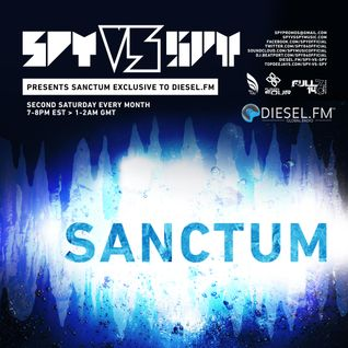 Spy: Sanctum 035 - Air Date: 03/12/16 (Diesel FM)