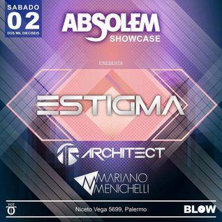 Architect Warmup Set @ Absolem Showcase 02-01-16