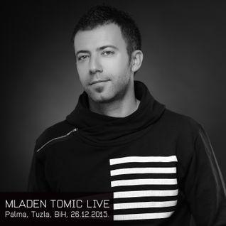 Mladen Tomic Live at Audiorevija @ Palma, Tuzla, BiH, 26.12.2015.
