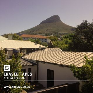 Erased Tapes (Africa Special) - 15th August 2016