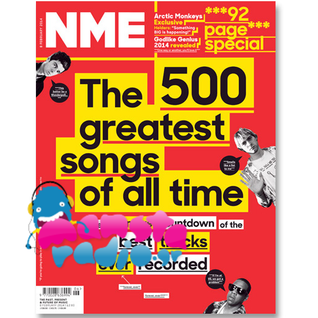 Mansta Radio Special: NME Greatest Songs of All Time