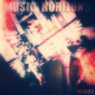 ★ DJ BURLAK - Music Horizons @ MH093 February 2015 ★