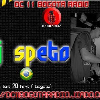 DJ Speto@DC 11 Bogota Radio Show_ 2012