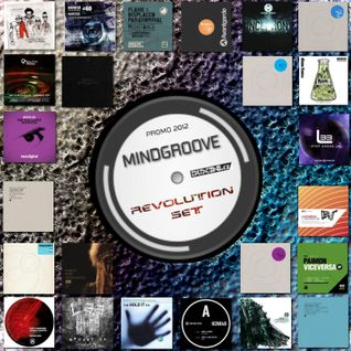 MindGroove - Revolution set (2012)