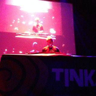 Kaspar DJ set - TINK! at The Box, Musicbox, Lisbon 14 Nov 2014