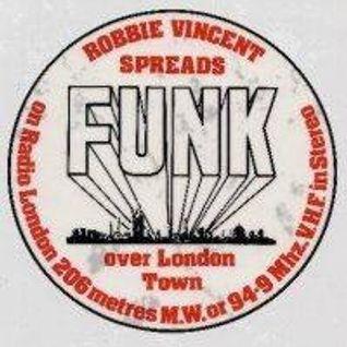 Robbie Vincent Show Saturday 22nd December 1979