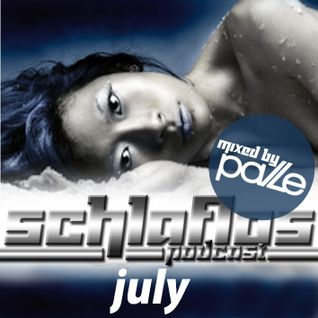 Schlaflos Podcast - July (Mixed And Compiled by Pavle)