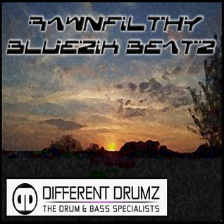Tunesday Journeys #19 BlueZik Beatz Freestyle Live on Different Drumz [29-11-15]