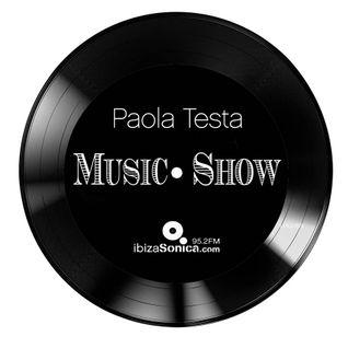 Paola Testa / Paola Testa Music Show / 28.11.2012 / Ibiza Sonica