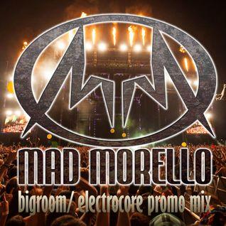Mad Morello - Bigroom Electrocore promo mix 2013 Summer