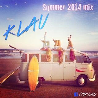 djKLAU - Summer Mix 2014