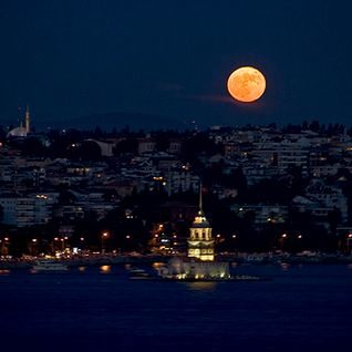 Bosphorus By Moonlight (Boğaziçi Mehtapları) II