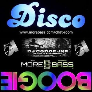 "More Bass Sunday's ""Ware's Da House"" Mix #010 (Disco Boogie Part II)"