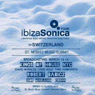 ROBERT BABICZ - ST MORITZ MUSIC SUMMIT - 14 MARZO 2014