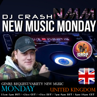 Crash2desktop Live presents New Music Mondays