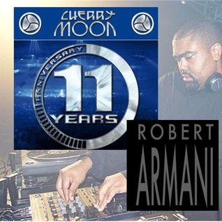 Dj Robert Armani @ 11 years Cherry Moon 02-02-2002