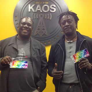 African Guitars + KAOS Spring Pledge Drive - 1 April 2016