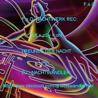 Dj-Nachtwandler-Nachtschicht. 2011